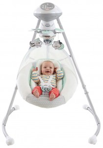 Moonlight Meadow Deluxe Cradle and Swing