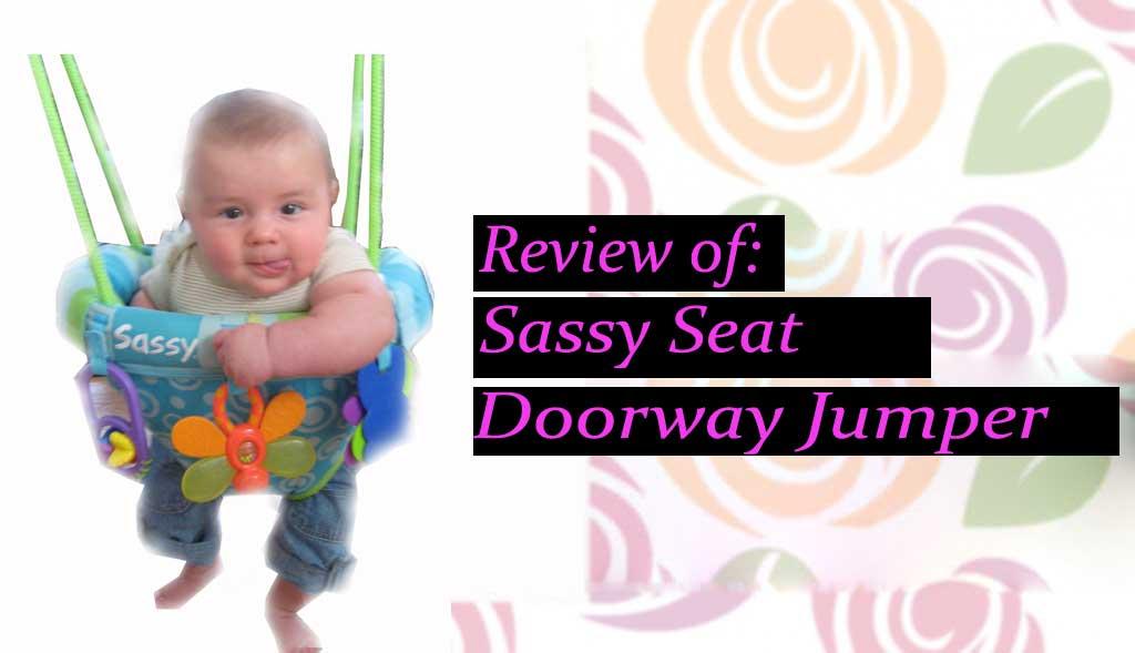 Review  of Sassy Seat Doorway Jumper
