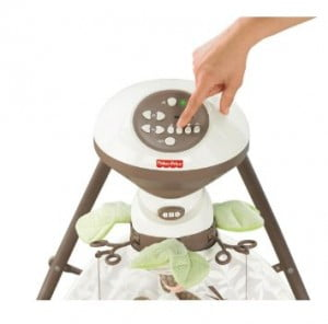 Fisher-Price Cradle 'N Swing, My Little Snugabunny2