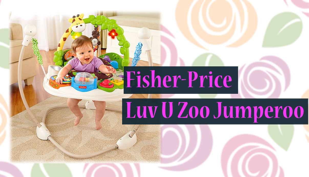 69d66625d Fisher-Price Luv U Zoo Jumperoo - Moms and Baby Zone