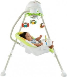 Fisher-Price Woodland Friends Cradle 'n Swing
