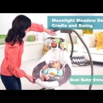 Moonlight Meadow Deluxe Cradle and Swing