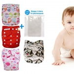 Reusable Baby Pocket Diapers Review- LBB