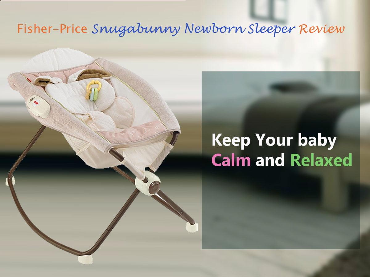 Fisher-Price Deluxe Newborn Vibrating Rock n Play Sleeper Snugabunny Review