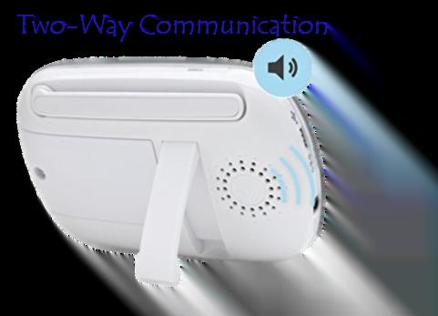 Motorola Remote Wireless Video Baby Monitor MBP36