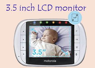 motorola baby monitor mbp36s