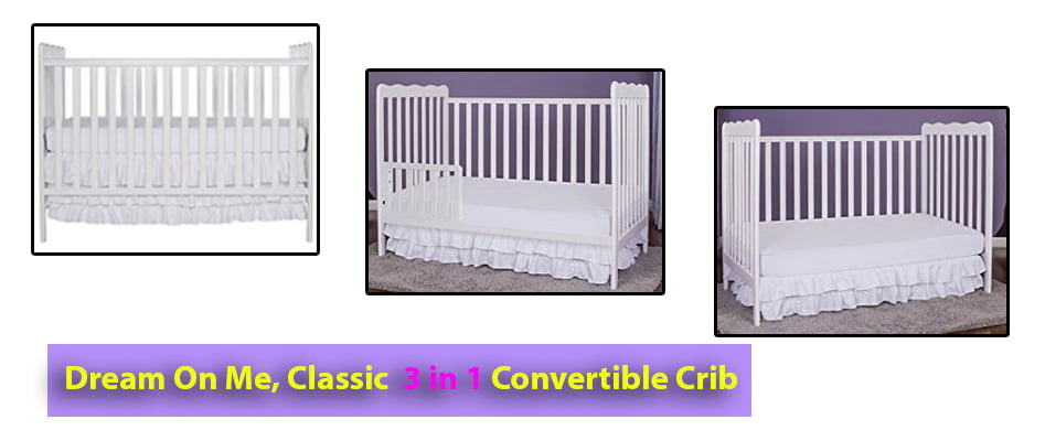 Best Reviewed Cribs Naturepedic No Compromise Organic
