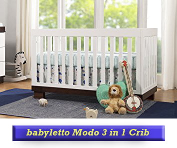 babyletto Modo 3 in 1 Crib