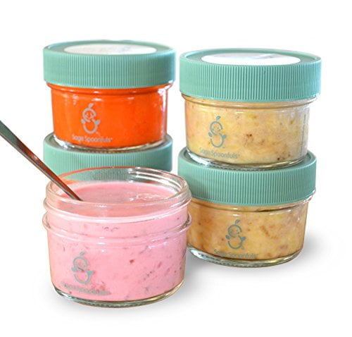 How To Freeze Baby Food In Glass Jars