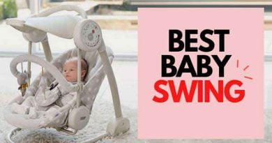 Best Baby Swing for Small Spaces and  Guides 2020