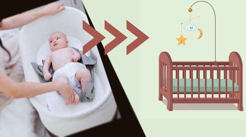 How to Transition from Bassinet to Crib